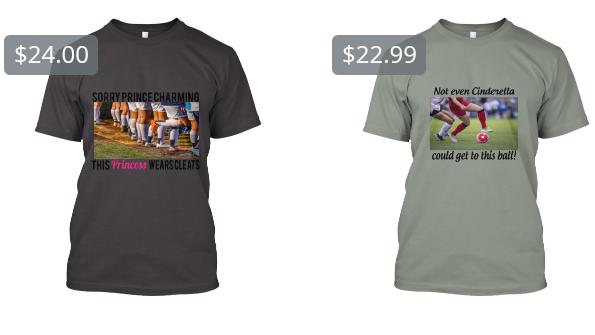 0a3d4fe1c01 Cute soccer shirts   Teespring